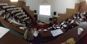 Seminario impartido en el hospital militar de Buenos Aires