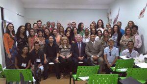 curso de formación de formadores Salvador de Bahia 2016
