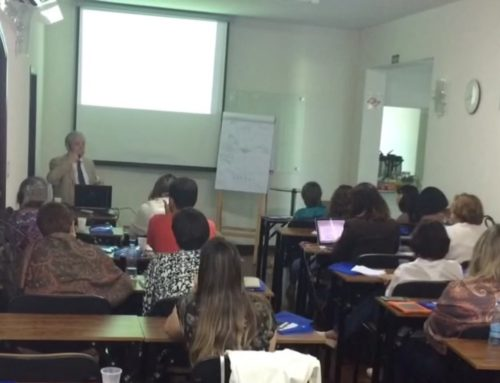 Curso de bioenergética en Campinas