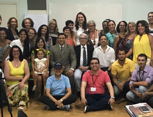 Alumnos de TERCER NIVEL en Salvador de Bahia  Brasil