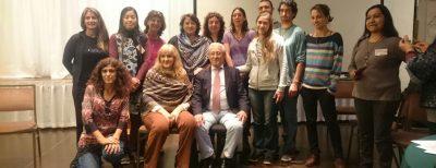 Grupo de El Bolsón, Buenos Aires 2017