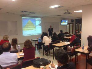 curso Bogotá Colombia 2015