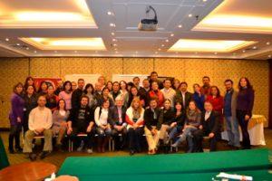 curso bioenergetica Chile 2012