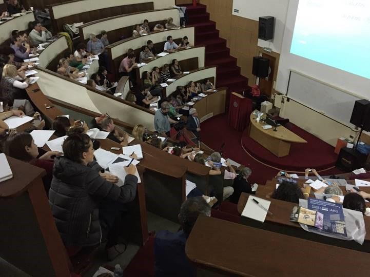 Seminario impartido por el Dr. Nogueira sobre cronoacupuntura