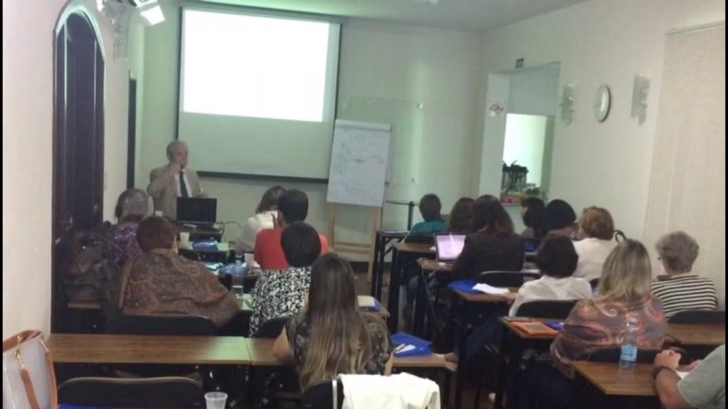 Curso acupuntura bioenergética en Campinas 2017